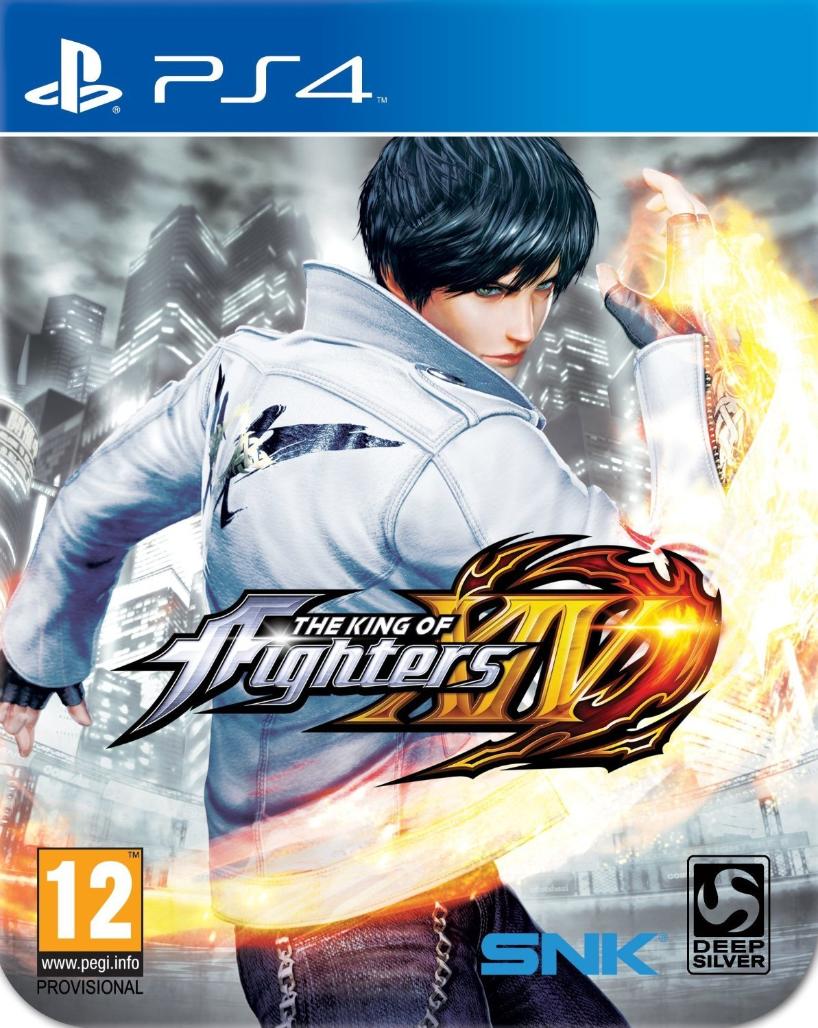 The King of Fighters XIV for PS4 image