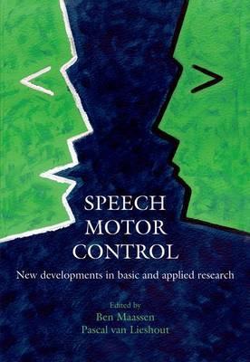 Speech Motor Control