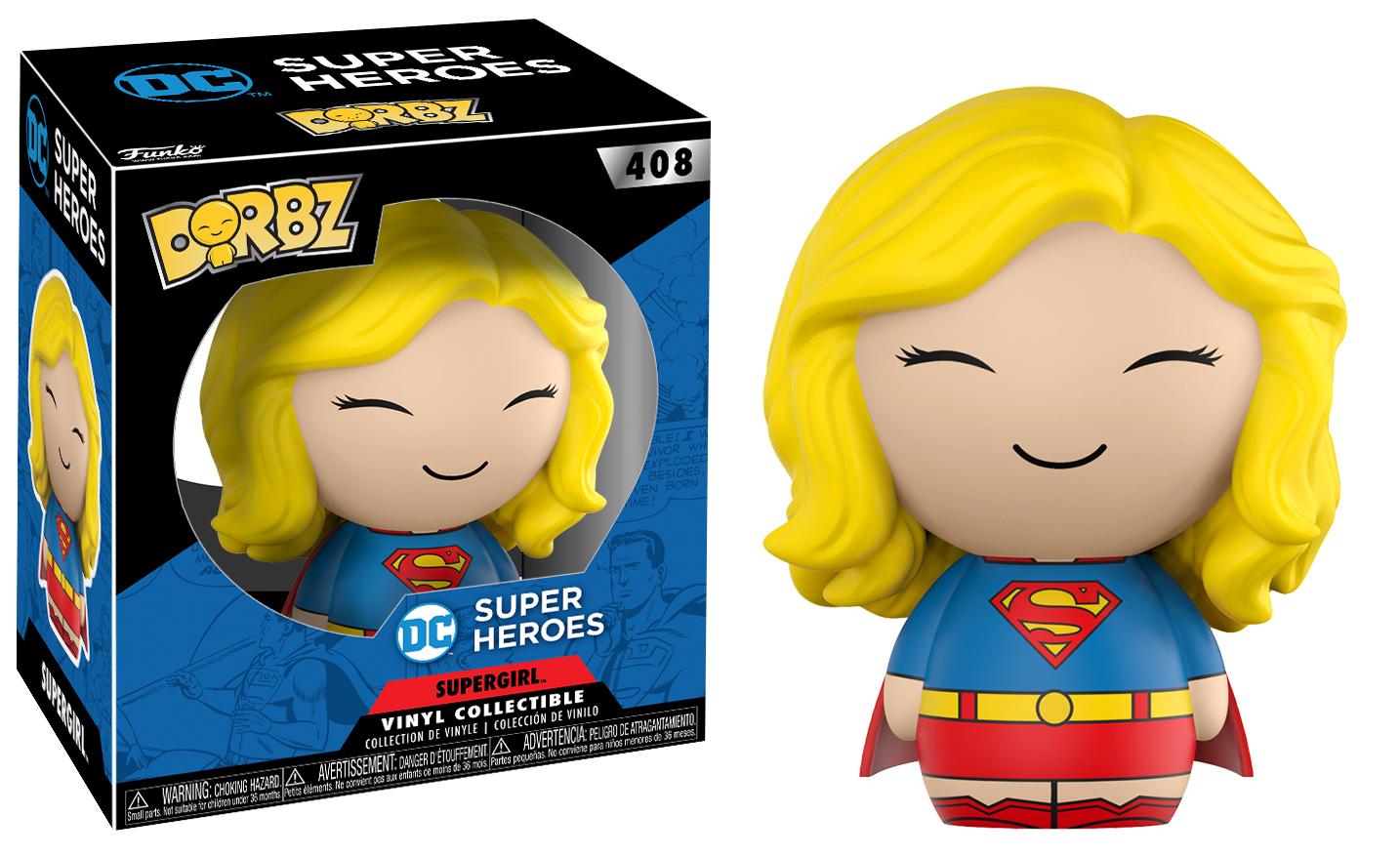 DC Comics - Supergirl Dorbz Vinyl Figure image