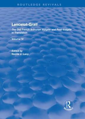 Lancelot-Grail: Volume 4