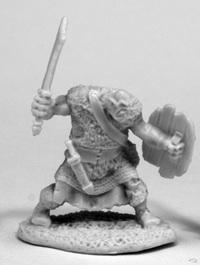 Dark Heaven - Bones Orc Grunt