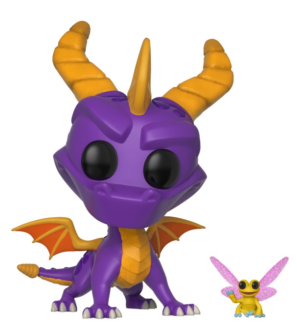 Spyro & Sparx - Pop! Vinyl Figure image