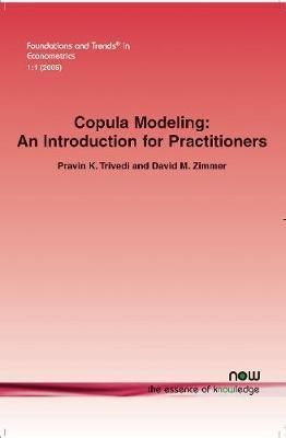 Copula Modeling by Pravin K. Trivedi