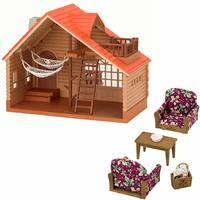 Sylvanian Families: Log Cabin Gift Gift Set - Type-B