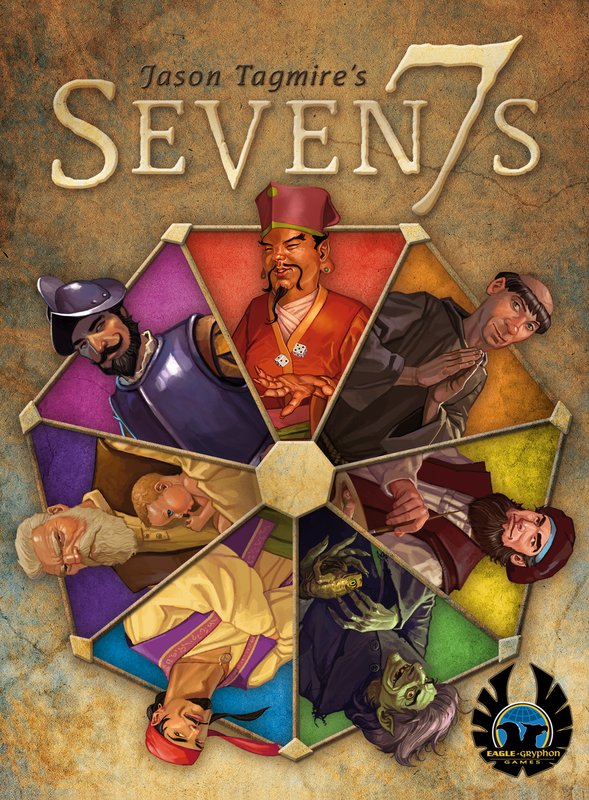 Seven7s - Card Game