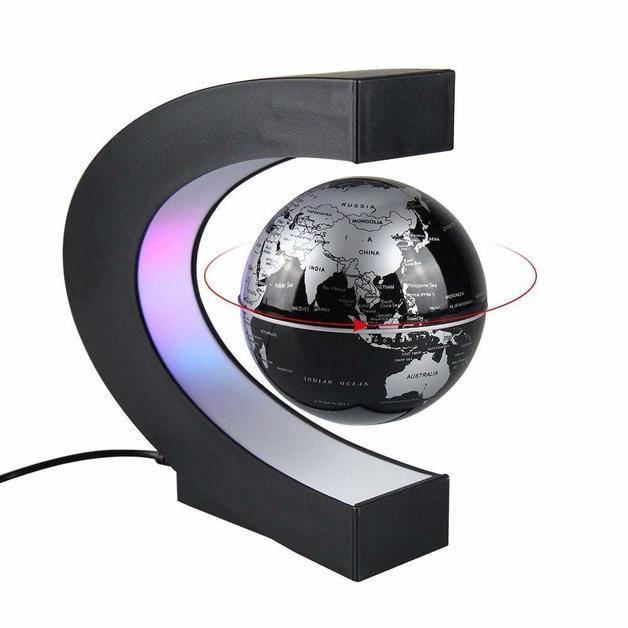 Ape Basics: Magnetic Floating Globe