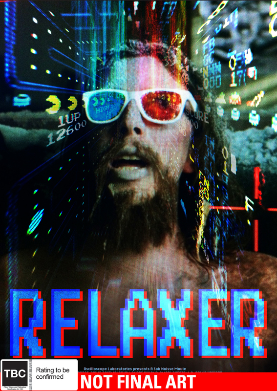 Relaxer on DVD