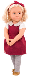 """Our Generation: 18"""" Regular Doll - Ivory"""