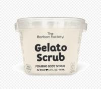 The Bonbon Factory Body Scrub - Soft Serve Gelato (160ml)