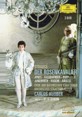 Strauss, R: Der Rosenkavalier on DVD