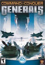 Command and Conquer: Generals for PC Games