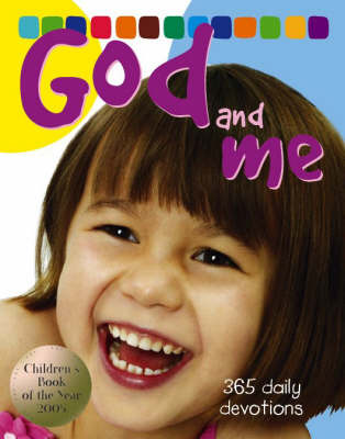 God and Me by Penny Boshoff image
