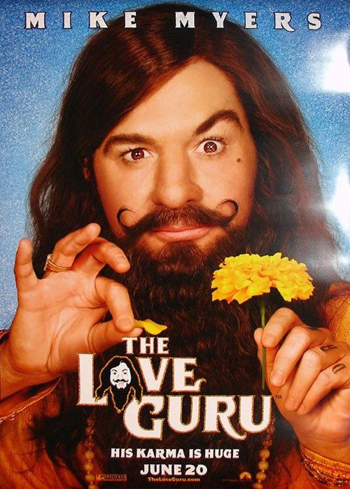 Love Guru,The on Blu-ray