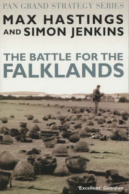 The Battle for the Falklands by Sir Max Hastings