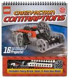 LEGO Crazy Action Contraptions (Book + LEGO) by Klutz Press