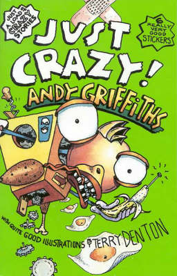 Just Crazy! by Andy Griffiths image