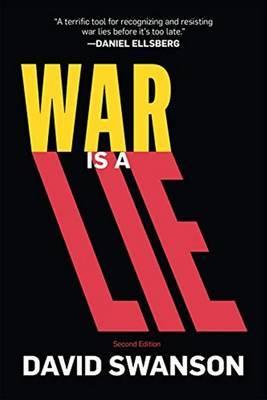 War Is A Lie by David Swanson