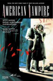 American Vampire Vol. 5 by Scott Snyder