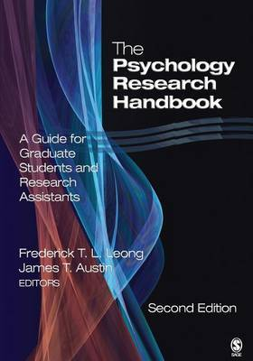 The Psychology Research Handbook by Frederick T.L. Leong