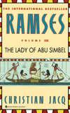 The Lady of Abu Simbel by Christian Jacq