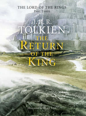 The Return of the King Illustrated Edition by J.R.R. Tolkien