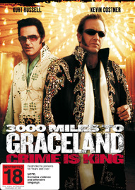 3000 Miles to Graceland on DVD