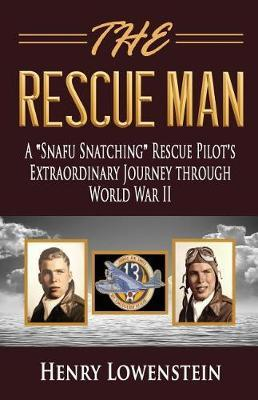 The Rescue Man by Henry Lowenstein image