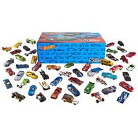 Hot Wheels: 50 Car Pack