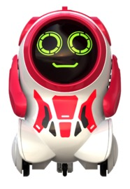 Silverlit: Pokibot Round - Red