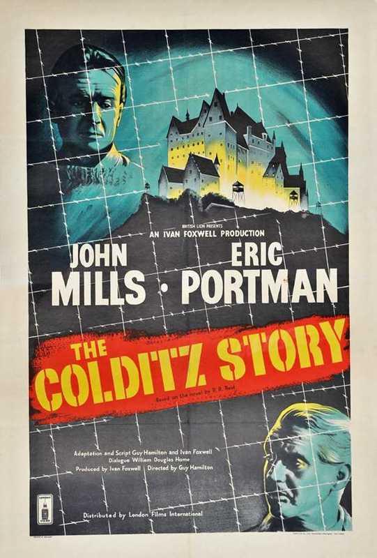 Colditz Story on DVD