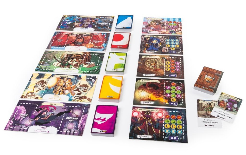 5 Minute Dungeon - Card Game image
