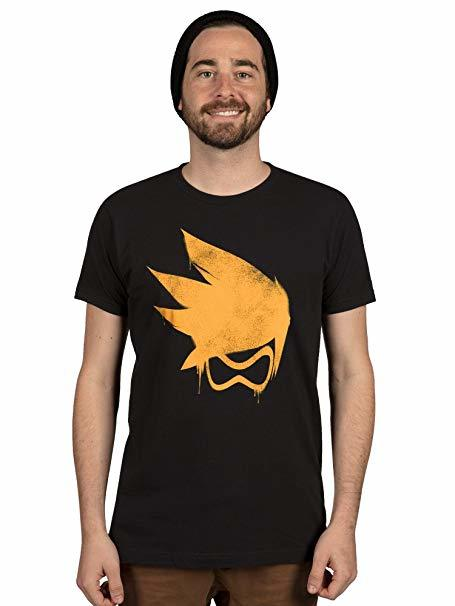 Overwatch Tracer Spray Premium Tee (2XL)