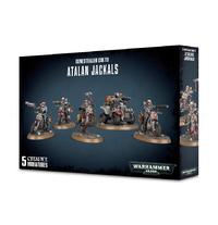 Warhammer 40,000 Genestealer Cults Atalan Jackals