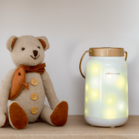 Project Nursery: Dreamweaver Bluetooth Speaker & Nightlight image