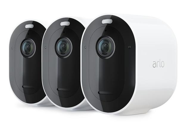 Arlo: Pro 3 - Wire-Free Security Camera System (3 Camera Kit)