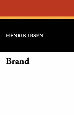 Brand by Henrik Ibsen image