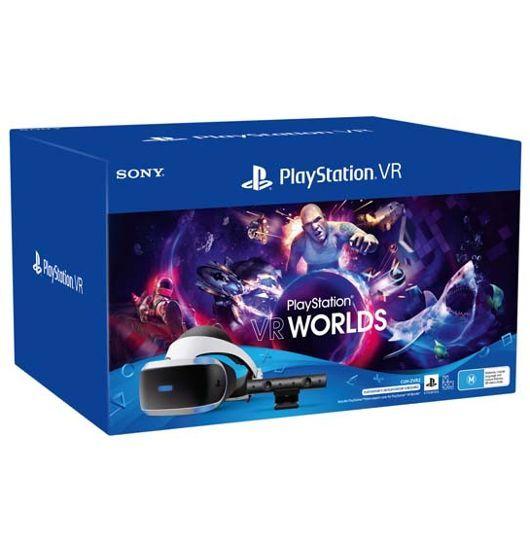 PlayStation VR Starter Pack for PS4