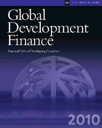 Global Development Finance 2010 (Complete print edition) image