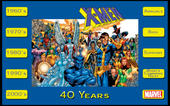 X-Men: Forty Years Complete Comic Collection image