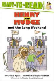 Henry & Mudge & Long Weekend by STEVENSON image