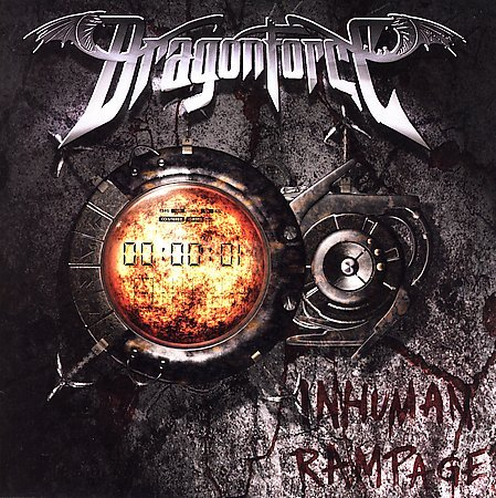 Inhuman Rampage by Dragonforce