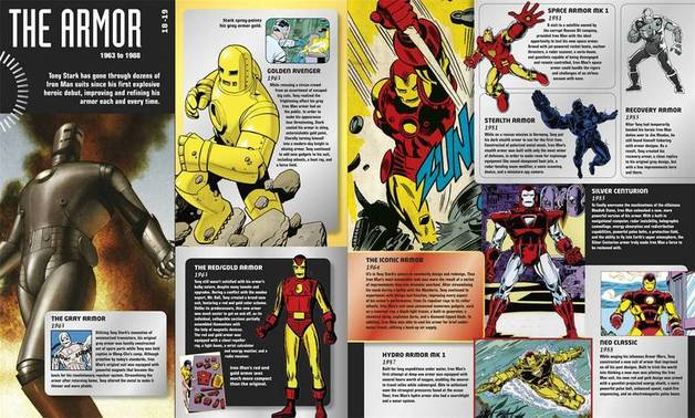 Iron Man: the Ultimate Guide to the Armoured Super Hero