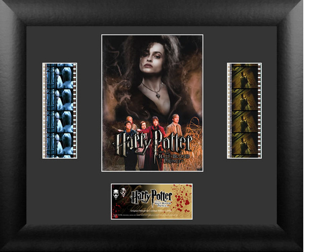 FilmCells: Double-Cell Frame - Harry Potter and the Half-Blood Prince (S1 - Bellatrix)