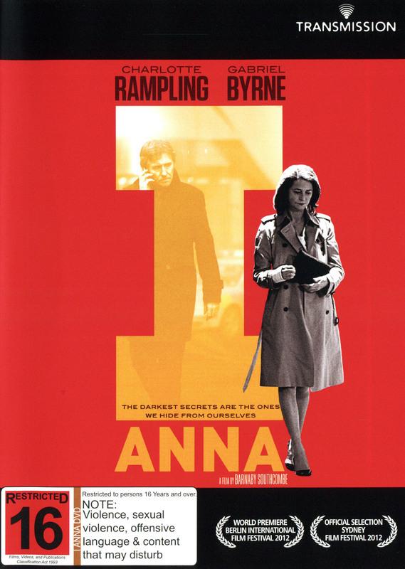 I, Anna on DVD
