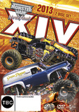 Monster Jam World Finals 14 on DVD