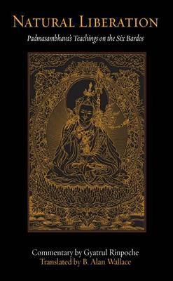 Natural Liberation by Gyatrul Rinpoche