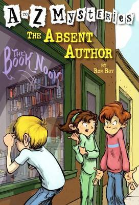 The Absent Author by Ron Roy image