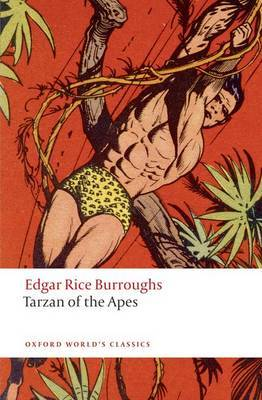 Tarzan of the Apes by Edgar , Rice Burroughs image
