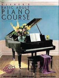 Alfred'S Basic Adult Piano Course Lesson Book 3 by Willard A Palmer