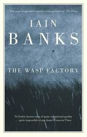 The Wasp Factory by Iain Banks image